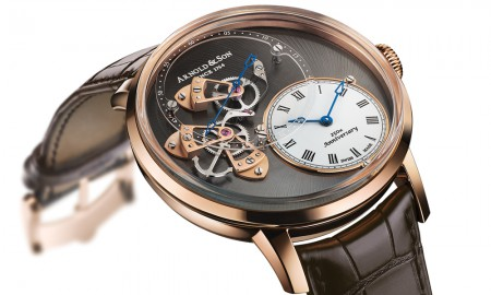 "Arnold & Son DSTB ""Dial Side True Beat"""