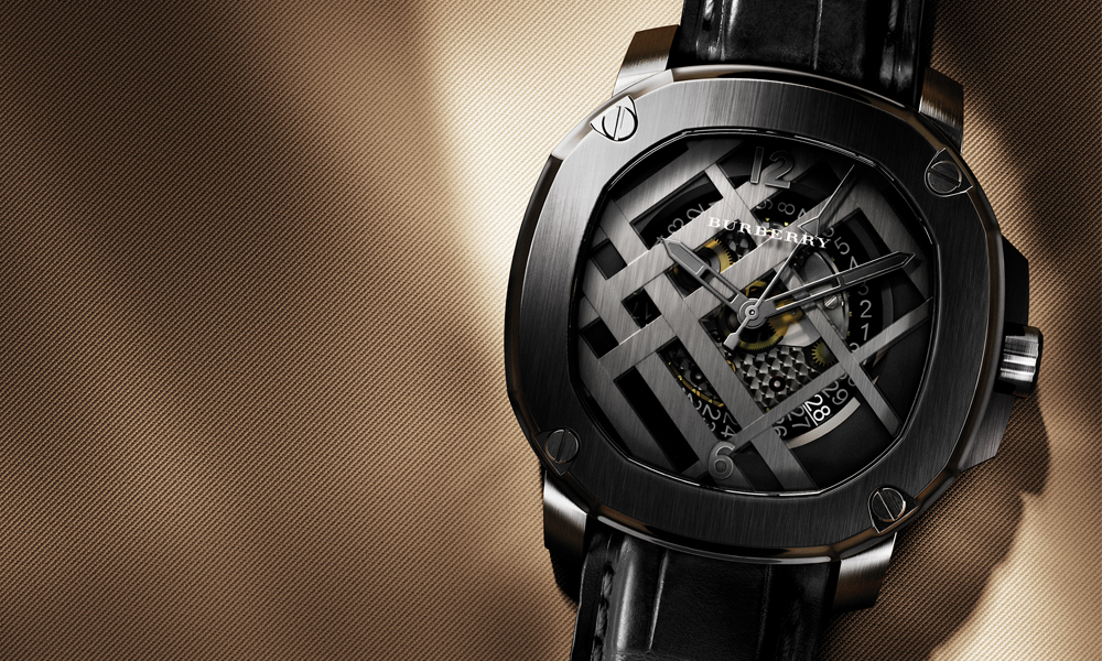 The Britain Icon Check for Men Limited Edition © Burberry