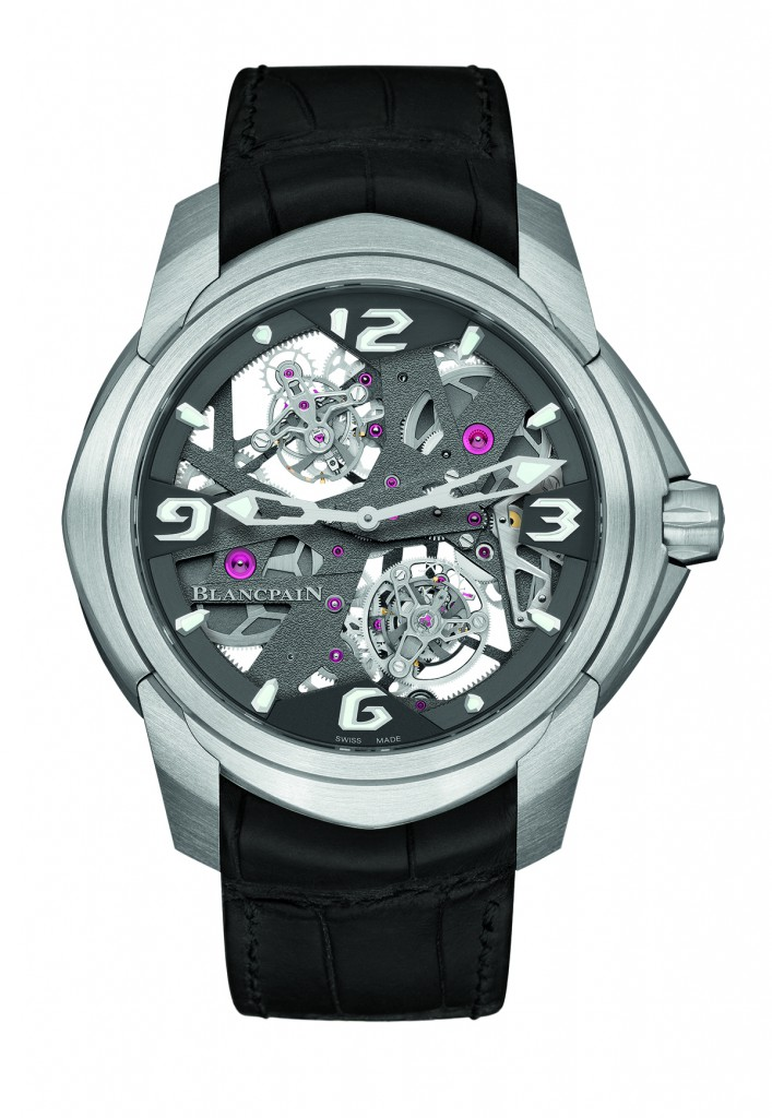Blancpain L-Evolution Tourbillon Carrousel