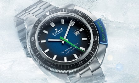 Edox Hydro-Sub 50th Anniversary Limited Edition