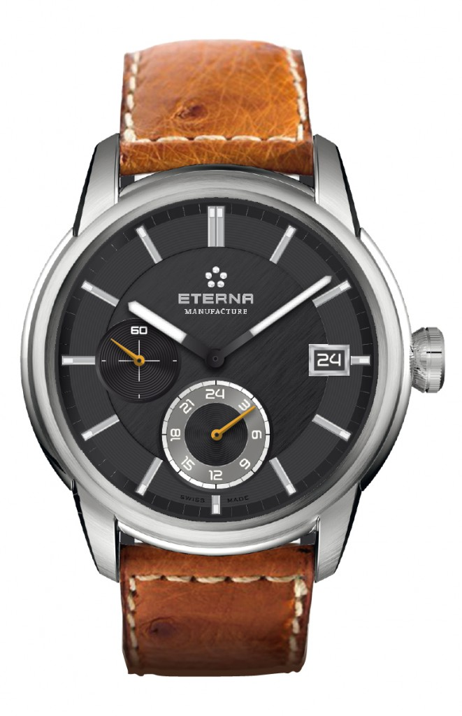 Eterna Adventic GMT