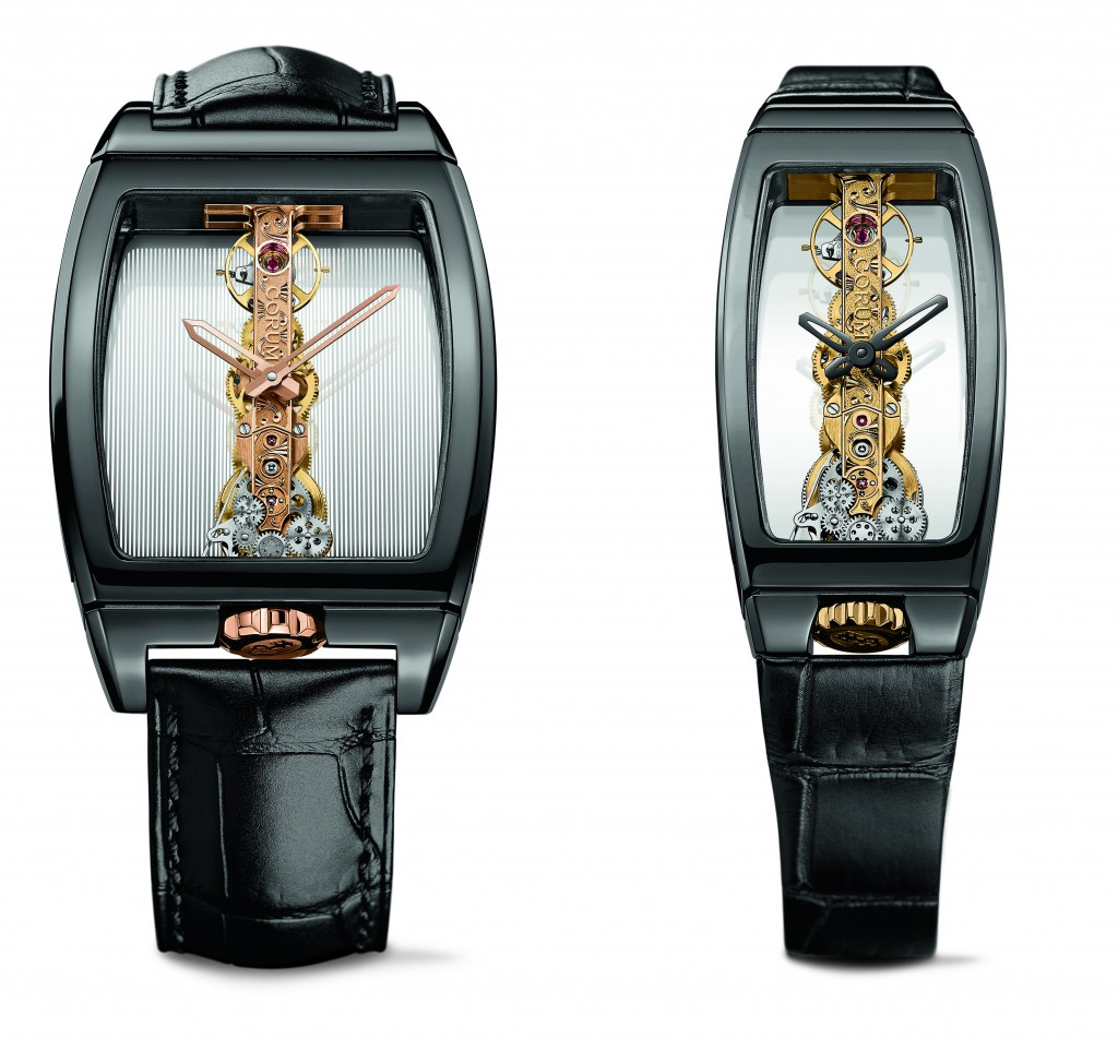 Corum to introduce Golden Bridge & Miss Golden Bridge