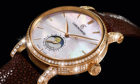 Chronoswiss Sirius Moon Phase Diamonds