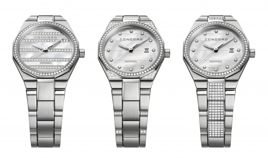 Concord Mariner Lady Diamond Collection