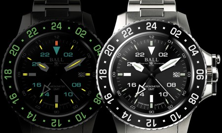 Ball Engineer Hydrocarbon AeroGMT