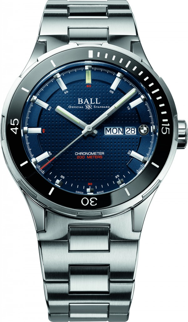 Ball for BMW TimeTrekker