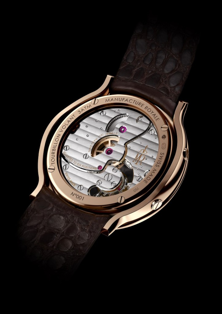 Manufacture Royale 1170 Rose Gold