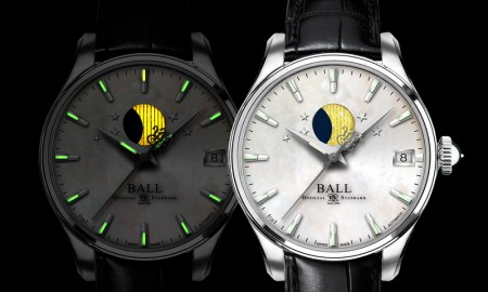Ball Trainmaster Moon Phase