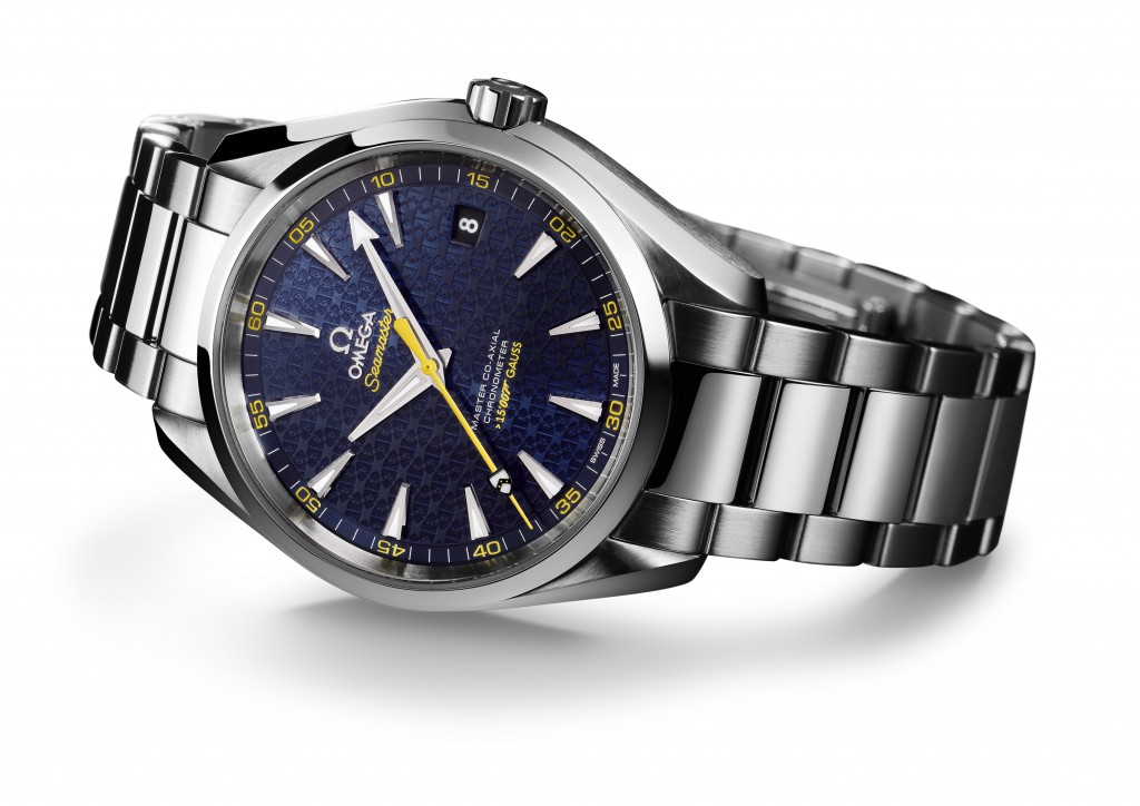 Omega Seamaster Aqua Terra 150M – James Bond Limited Edition