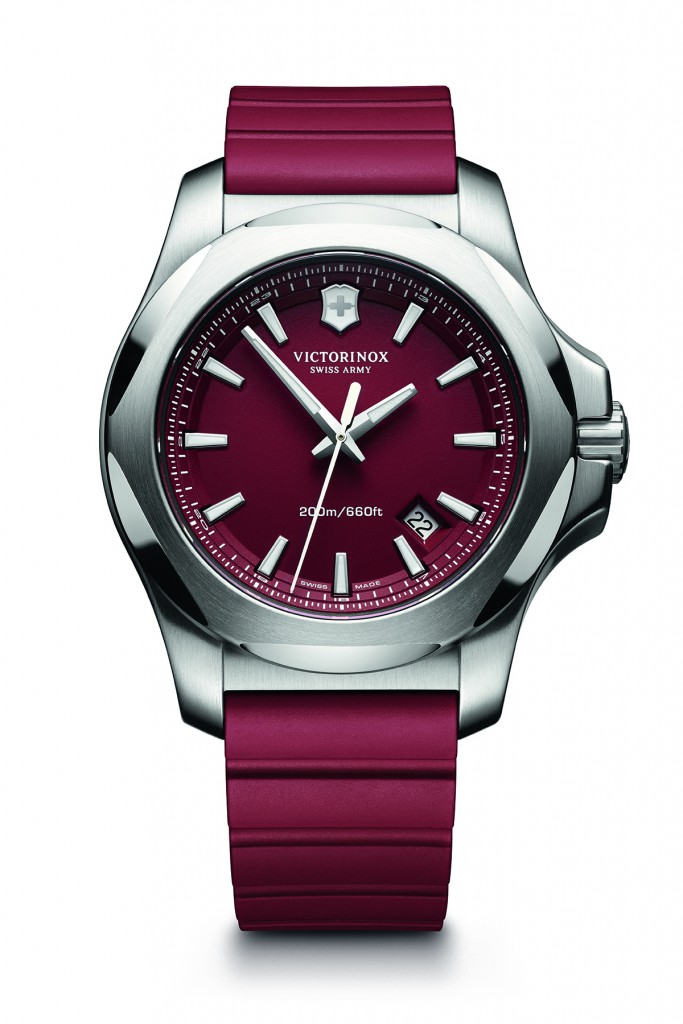 Victorinox Swiss Army Inox Red