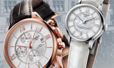 Tissot Chemin des Tourelles Collection