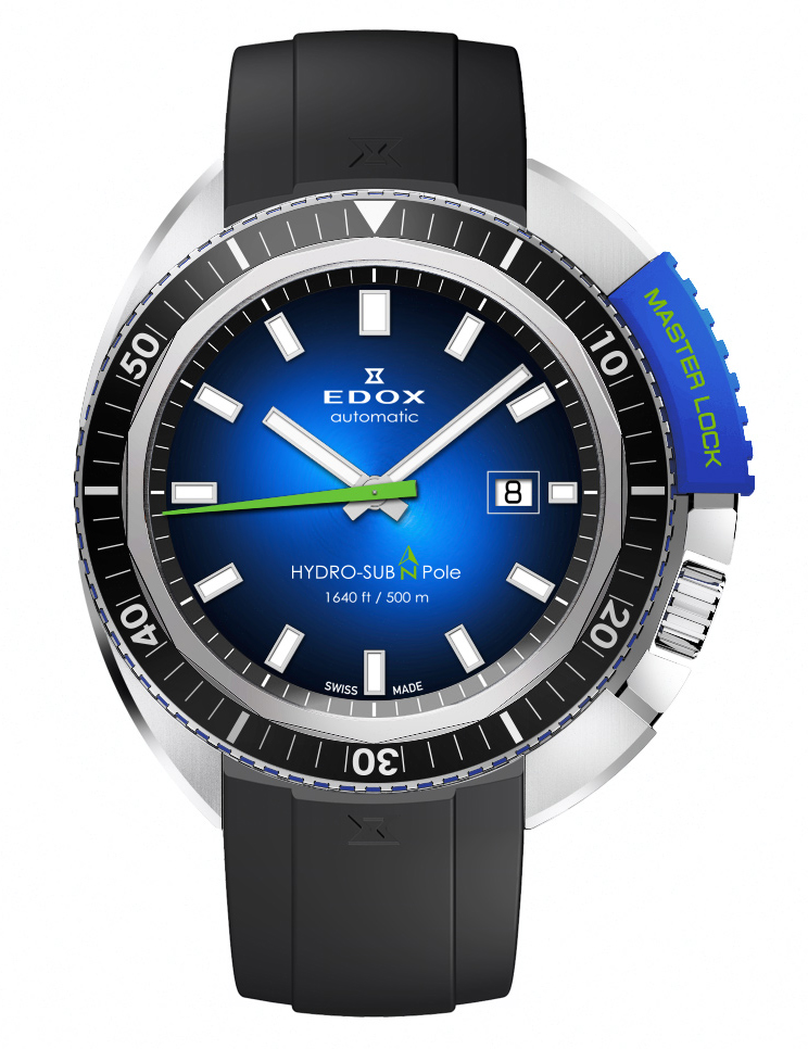 Edox HydroSub 50th Anniversary Limited Edition