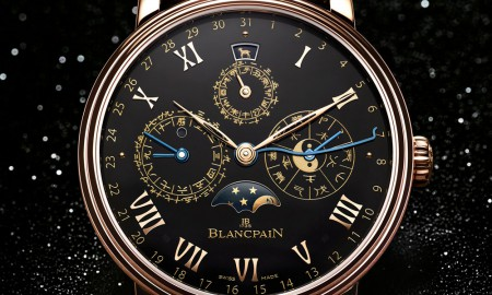 Blancpain Villeret Traditional Chinese Calendar - Only Watch 2015