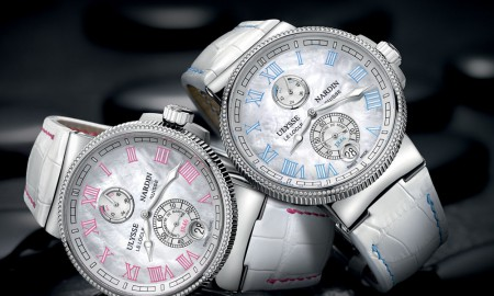 Ulysse Nardin - Marine Chronometer Manufacture Ladies