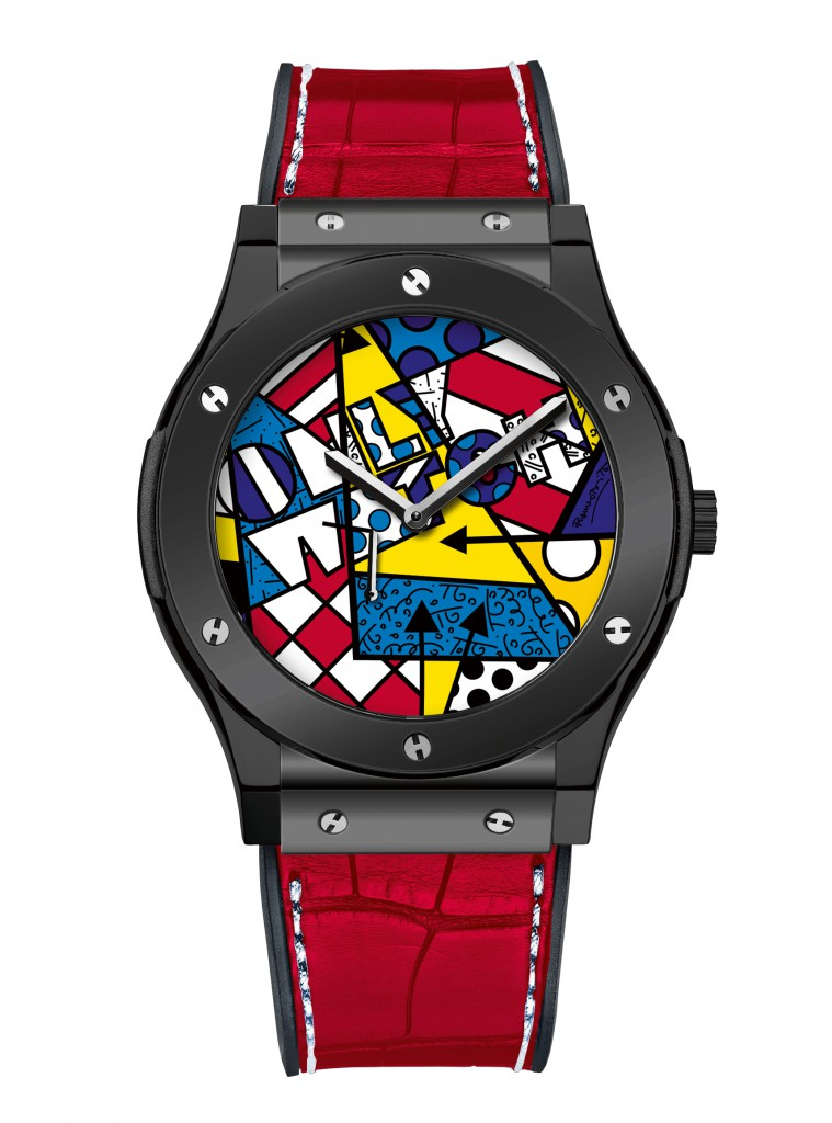 Hublot - Classic Fusion Only Watch Britto
