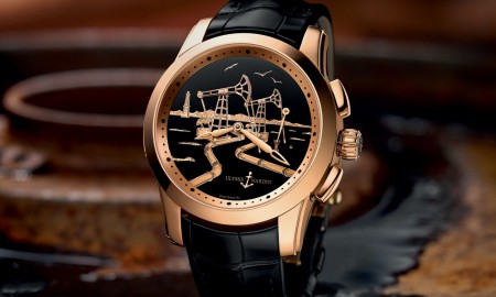 Ulysse Nardin - Hourstriker Oil Pump