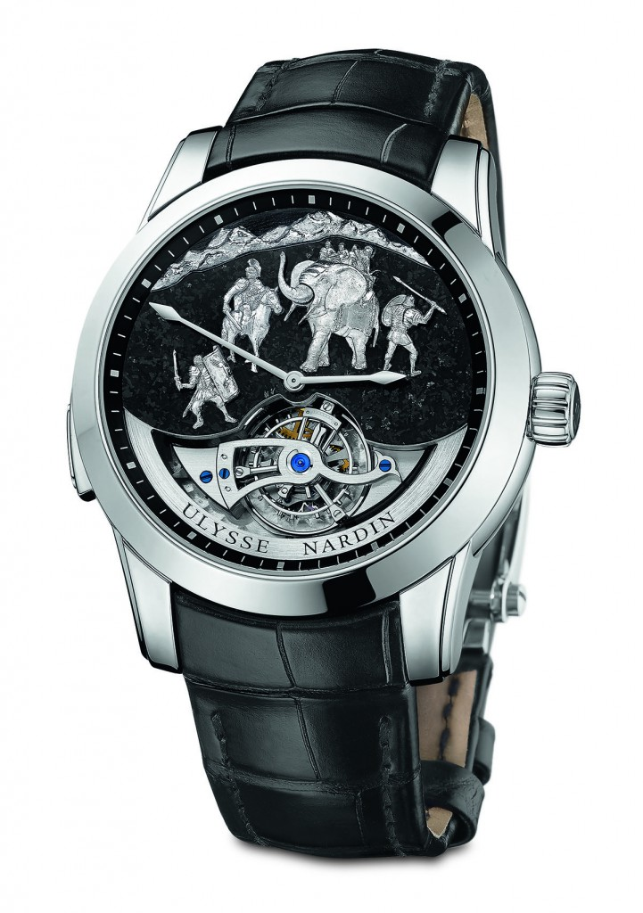 Ulysse Nardin – Hannibal Minute Repeater