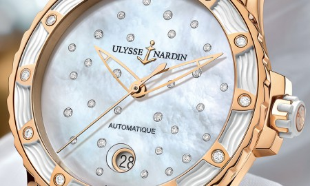 Ulysse Nardin - Lady Diver Starry Night