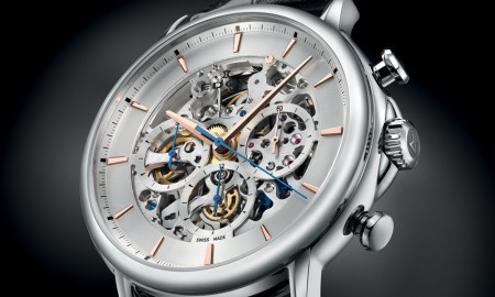 Edox Les Bémonts C. R.-F. Limited Edition