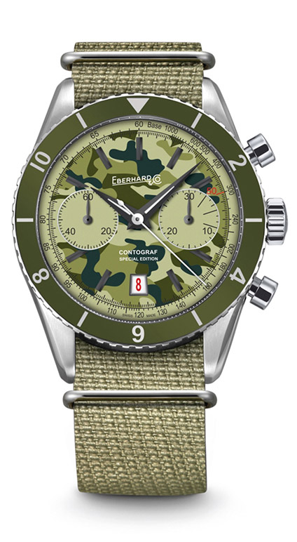 Eberhard & Co. launch Contograf Special Edition