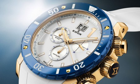 Edox Chronoffshore-1 10th Anniversary Limited Edition