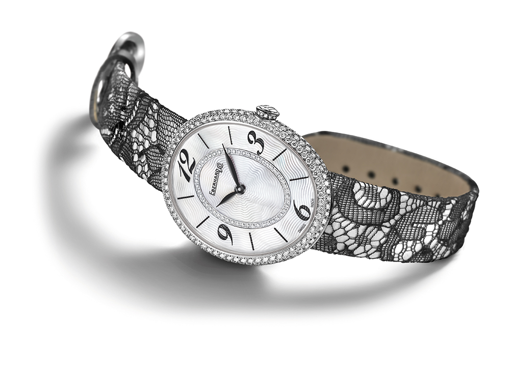 Eberhard & Co. – Gilda Grand Pavé