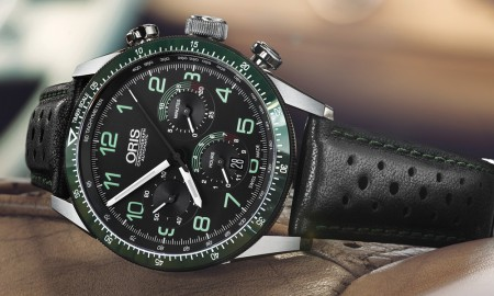 Oris - Calobra Chronograph Limited Edition II
