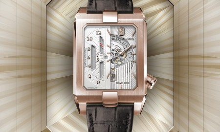 Harry Winston - Avenue Dual Time Automatic
