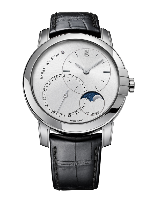 Harry Winston - Midnight Date Moonphase Automatic 42mm