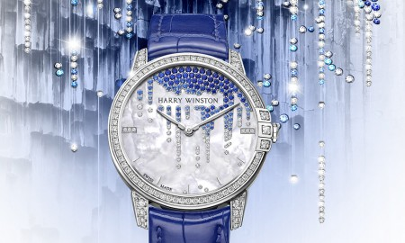 Harry Winston - Midnight Diamond Stalactites Automatic 36mm