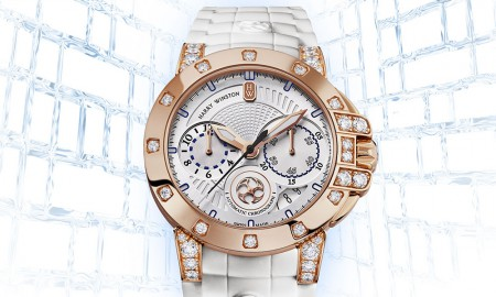 Harry Winston Ocean Chronograph Automatic