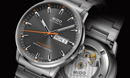Mido Commander Caliber 80 Chronometer