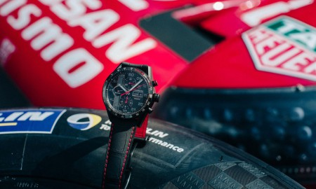 Tag Heuer Carrera Nissan Nismo Special Edition