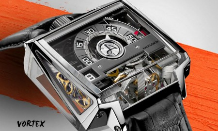 Hautlence unveils the Vortex