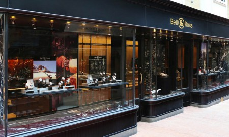 Bell & Ross opens its first London boutique in the Burlington Arcade