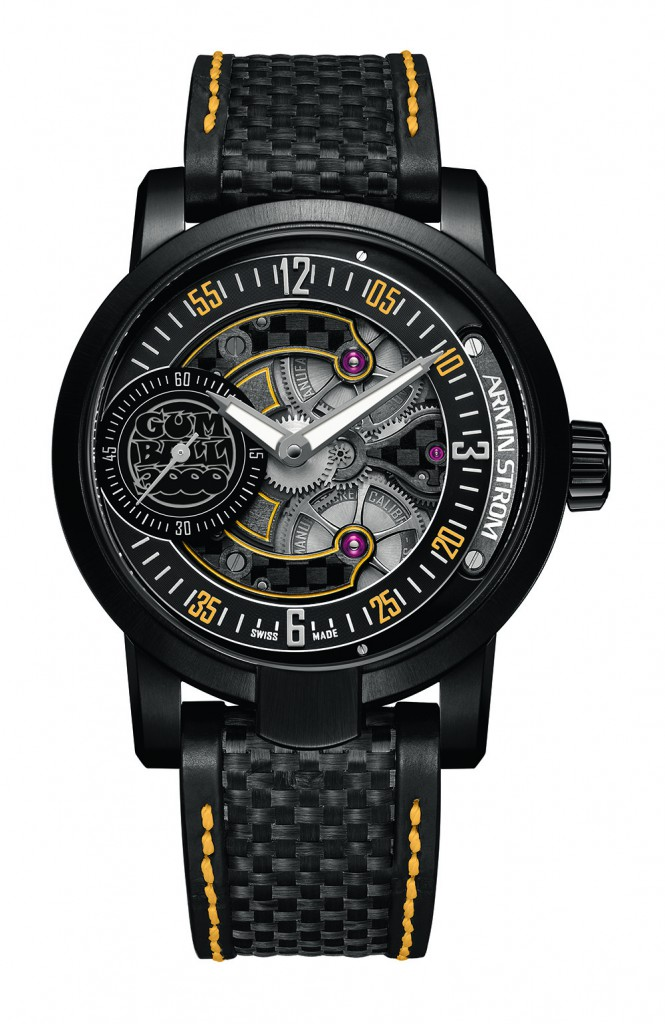 Armin Strom introduces the Gumball 3000 Collection