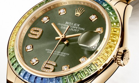 Rolex - Oyster Perpetual Datejust Pearlmaster 39