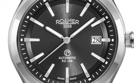 Roamer introduces the new Rotodate